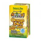 Natures Plus Animal Parade Omega 3/6/9 Junior Softgels 90 Tabs