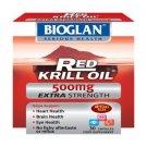 Bioglan Red Krill Oil 500mg Extra Strength 30 capsule