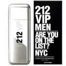 Carolina Herrera 212 VIP Men EDT For Him 100ml