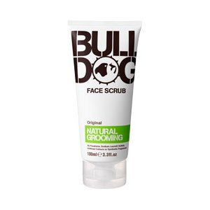 how to use bulldog face scrub