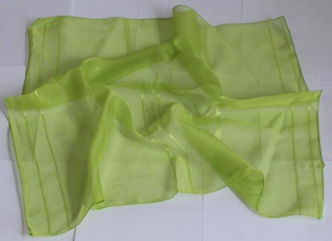 "Gift 21"" Womens Neck head Scarf Wrap Green must read details"