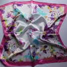 "23"" Neck Head Scarf Wrap Shawl Kerchief Bandanna Floral"