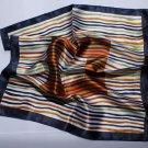 "Gift 20"" Neck Head Scarf Wrap Stripes"
