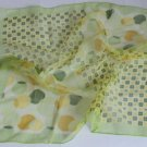 "Gift 24"" Neck head Scarf Wrap Kerchief -- Light Green"