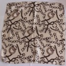 "Gift 21"" Neck Head Scarf Wrap Kerchief Chains Fast Shipping"