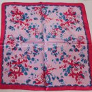 "Gift 23"" Neck Head Scarf Wrap Kerchief Bandana Flowers"