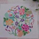 Gift art paper-cuts papercut paper cut Papercutting -Baskets flowers - halloween