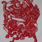 papercut paper-cuts papercutting art RomanceOf3Kingdoms-if buy 10  pcs free ship must read details