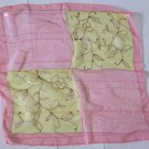 """Gift 21""""  Neck head Scarf Wrap Sweet Floral Fast Shipping"""