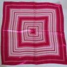 "Gift 20""  Neck head Scarf Wrap Checkered stripes - must read details"