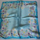 "Gift 20"" 100% Silk Neck Head Scarf Kerchief Fast Shipping"
