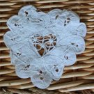 Lovely Appliques Patch Coaster 1pc Fast Shipping