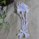 ON SALE Embroidered Flowers Appliques Patches 1 Pc Fast Shipping