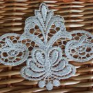 Lovely Venise Flower Appliques Patches 1 pc Fast Shipping