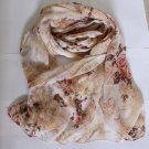 Fabulous Gift Oblong Scarf Shawl Wrap Soft fashion - Fast Shipping
