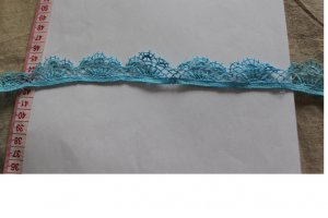 Fabulous Venise Lace Trim Floral 4.4 yd Fast Shipping - must read details