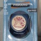 Fiskars 3 In 1 Corner Punch Sea Pearls