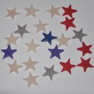 Polymer Clay Stars