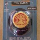 Fiskars 3 in 1 Corner Punch - Americana