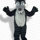 new wolf mascot costume Halloween costume fancy dress free shipping