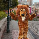 New WILDCAT LION mascot costume Halloween costume fancy dress free shipping