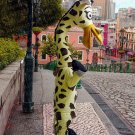 New high quality giraffe mascot costume adult size Halloween costume fancy dress free shipping