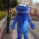 high quality cookie monster mascot costume adult size Halloween costume fancy dress free shipping