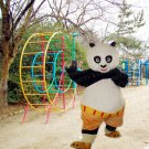 New high quality panda mascot costume adult size Halloween costume fancy dress free shipping