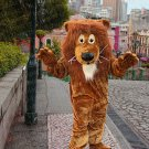 high quality wildcat lion mascot costume adult size Halloween costume fancy dress free shipping