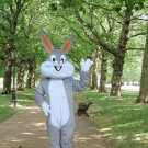 high quality bugs bunny mascot costume adult size Halloween costume fancy dress free shipping