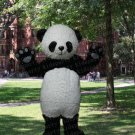 high quality panda mascot costume adult size Halloween costume fancy dress free shipping
