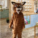 high quality leopard Cat mascot costume tiger adult size Halloween costume fancy dress free shipping