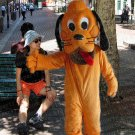 high quality pluto dog mascot costume adult size Halloween costume fancy dress free shipping