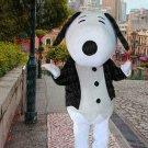 high quality dog mascot costume adult size Halloween costume fancy dress free shipping