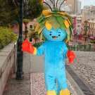 high quality brazil mascot costume adult size Halloween costume fancy dress free shipping