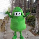 high quality germs mascot costume adult size Halloween costume fancy dress free shipping
