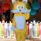 New Miles Tails Prower mascot costume adult size Halloween costume fancy dress free shipping