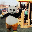 high quality panda mascot costume Daniel adult size Halloween costume fancy dress free shipping