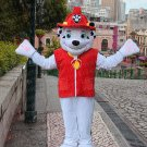 New high quality  dog mascot costume  adult size Halloween costume fancy dress free shipping