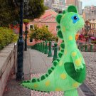 high quality dragon mascot costume alex adult size Halloween costume fancy dress free shipping