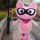 New cat mascot costume alex adult size Halloween costume fancy dress free shipping