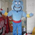 New Aladdin Genie mascot costume adult size Halloween costume fancy dress free shipping