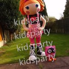 Lalaloopsy Jewels Sparkles mascot in shiny armor costume sale Fancy Dress Kits for Sports