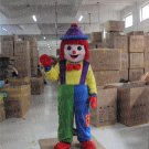 Mascot Costumes For Adults Christmas Halloween Outfit Fancy Dress Suit Free Shipping Clown Circus