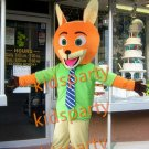 2016 new fox Wilde Mascot Costume fancy dress fursuit characters mascot