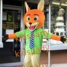 2016 new fox Wilde Mascot Costume fancy dress fursuit characters mascot