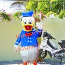New duck mascot costume fancy party dress suit carnival costume fursuit mascot
