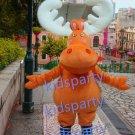 hippo fish moose mascot costume fancy party dress suit carnival costume fursuit mascot