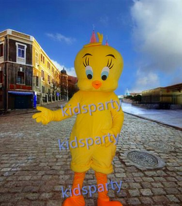 New bird mascot costume fancy party dress suit carnival costume fursuit mascot