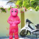 New pink mascot costume fancy party dress suit carnival costume fursuit mascot
